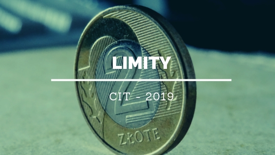 Limity CIT 2019