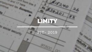 Limity PIT w 2019 roku